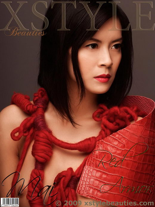 Mai - `Red Armor` - for XSTYLEBEAUTIES