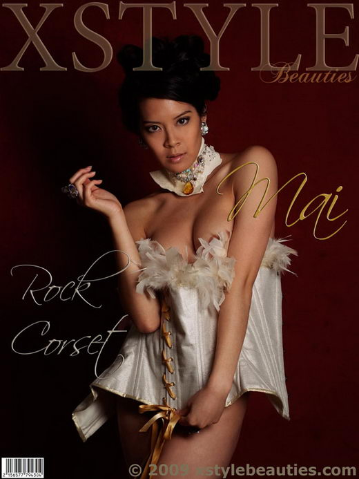 Mai - `Rock Corset` - for XSTYLEBEAUTIES