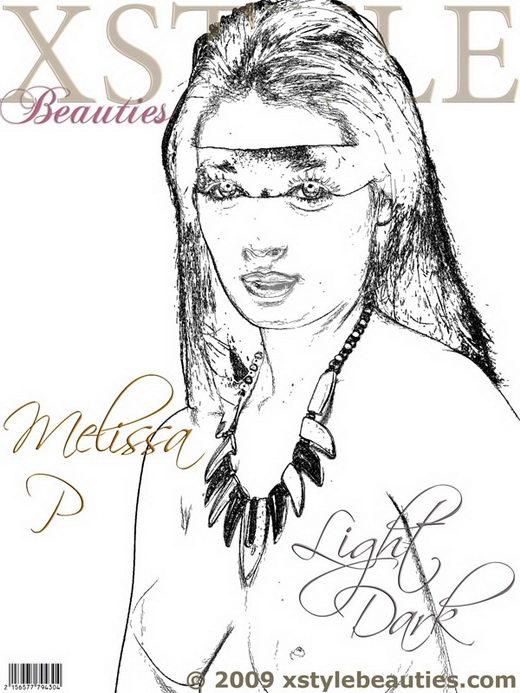 Melissa P - `Light Dark` - for XSTYLEBEAUTIES