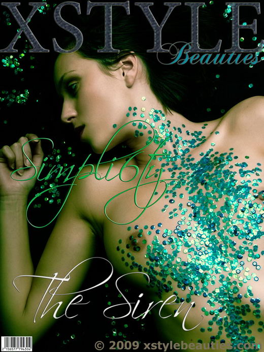 Simpli6ty - `The Siren` - for XSTYLEBEAUTIES
