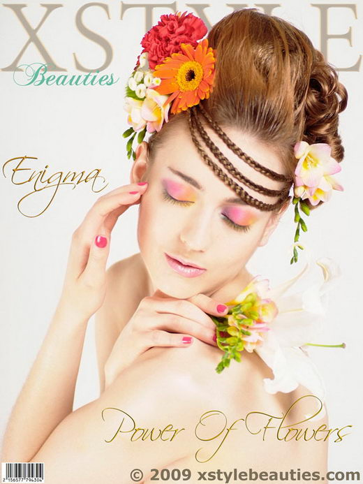 Enigma - `Power Of Flowers` - for XSTYLEBEAUTIES