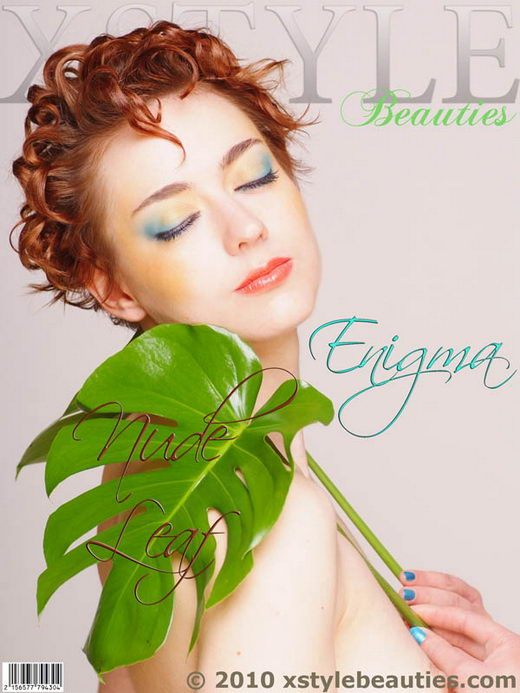Enigma - `Nude Leaf` - for XSTYLEBEAUTIES