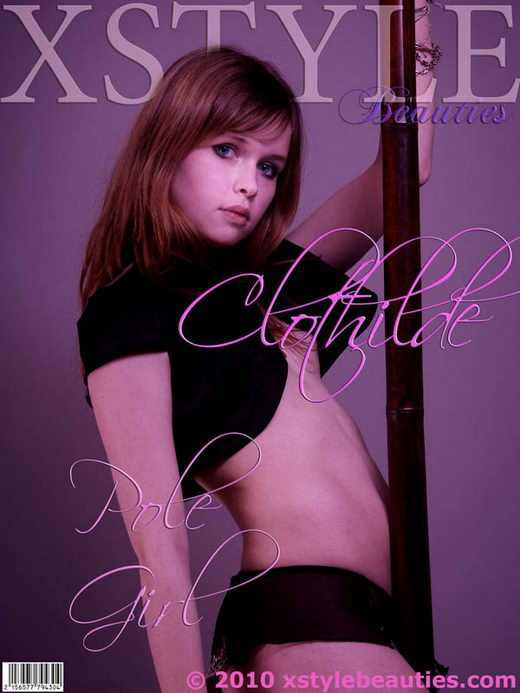 Clothilde - `Pole Girl` - for XSTYLEBEAUTIES