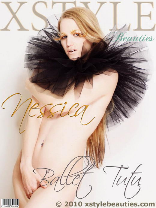 Nessica - `Ballet Tutu` - for XSTYLEBEAUTIES