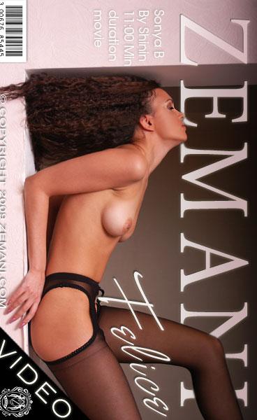 Sonya B - `Felice` - by Shinin for ZEMANI VIDEO