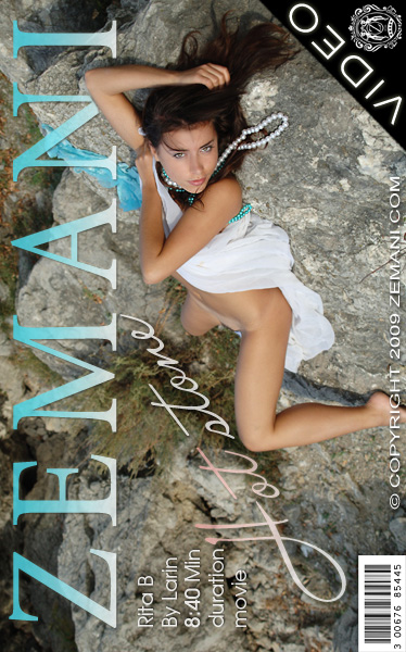 Rita B - `Hot Stone` - by Larin for ZEMANI VIDEO