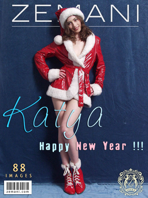 Katya in Happy New Year gallery from ZEMANI