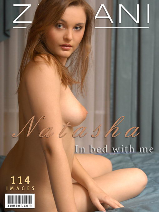 Natasha - `In Bed with Me` - for ZEMANI