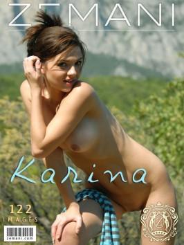 Karina  from ZEMANI