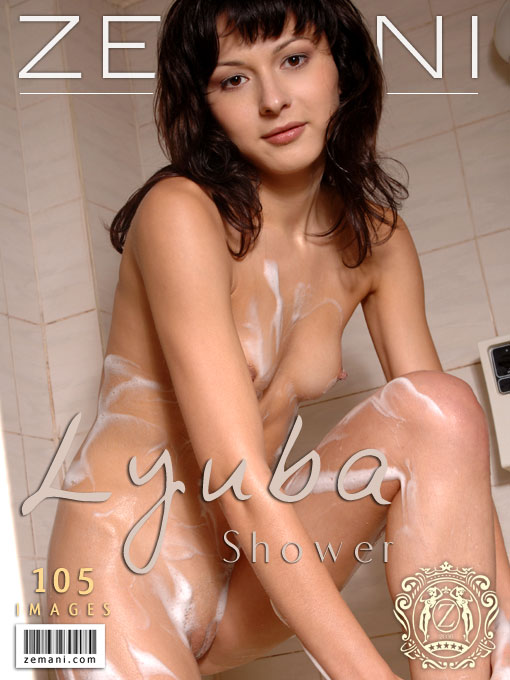 Lyuba - `Shower` - for ZEMANI
