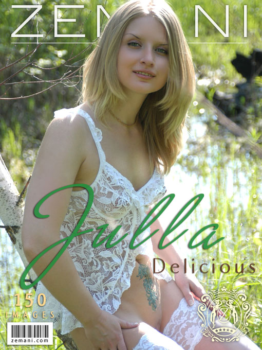Julla - `Delicious` - for ZEMANI