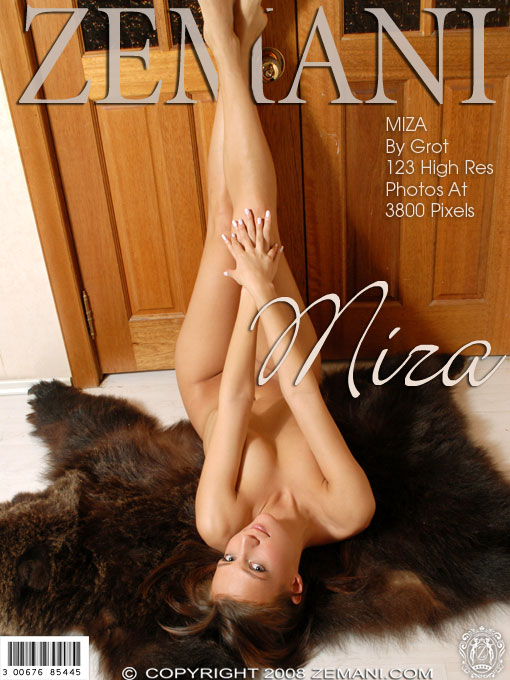 Miza - `Introducing Miza` - by Grot for ZEMANI