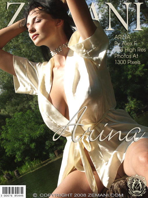 Arina - `Introducing Arina` - by Alex F for ZEMANI