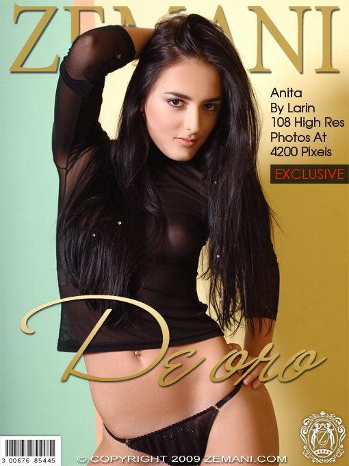 Anita - `De Oro` - by Larin for ZEMANI