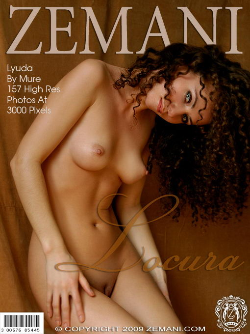 Lyuda - `Locura` - for ZEMANI