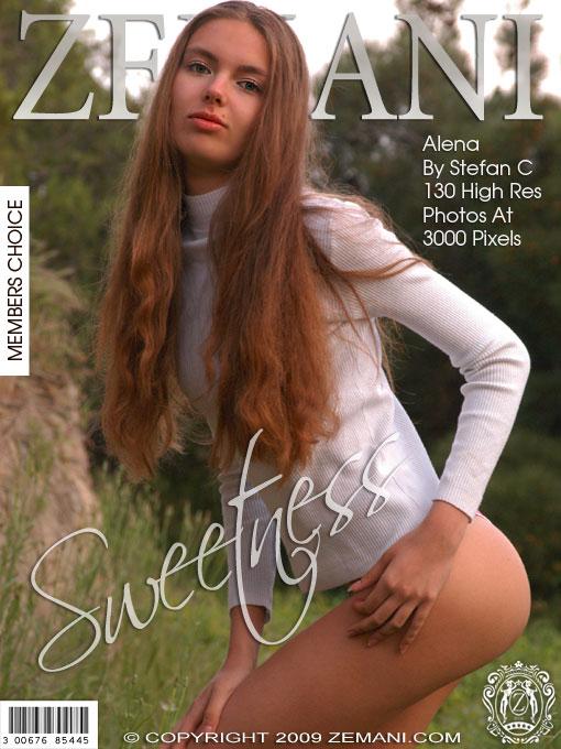 Alena - `Sweetness` - by Stefan C for ZEMANI