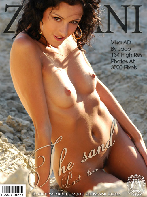Vika Ad - `The Sand - Part 2` - by Jaco for ZEMANI