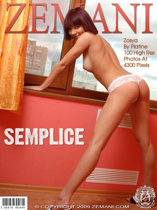 Zosya - `Semplice` - by Platine for ZEMANI