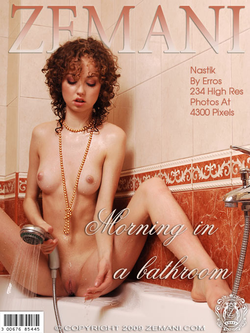 Nastik - `Morning in a Bathroom` - by Erros for ZEMANI