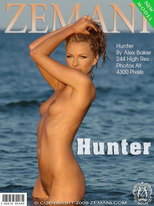 Hunter - `Presenting Hunter` - by Alex Baker for ZEMANI