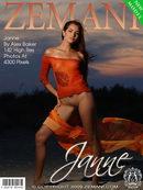 Presenting Janne