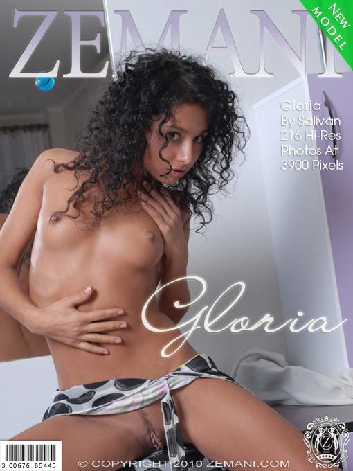 Gloria - `Presenting Gloria` - by Salivan for ZEMANI