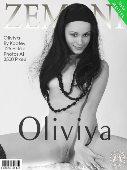 Oliviya - `Presenting Oliviya` - by Koptev for ZEMANI