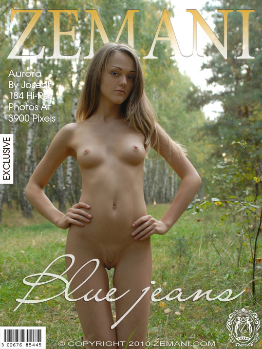 Aurora - `Blue Jeans` - by Joseph for ZEMANI