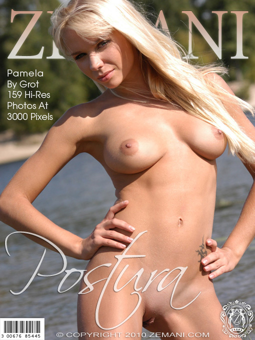 Pamela - `Postura` - by Grot for ZEMANI