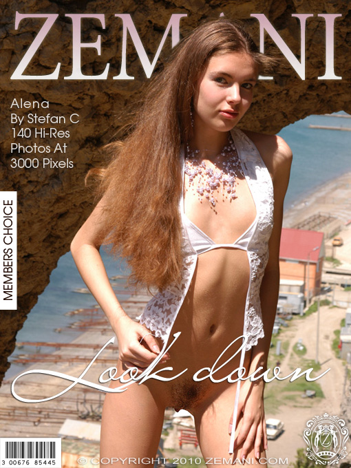 Alena - `Look Down` - by Stefan C for ZEMANI