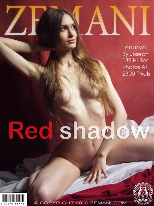 Lenusya - `Red Shadow` - by Joseph for ZEMANI