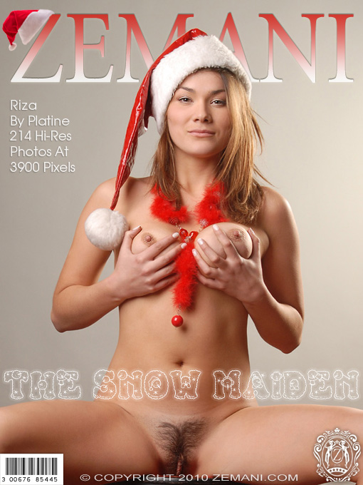 Riza - `The Snow Maiden` - by Platine for ZEMANI