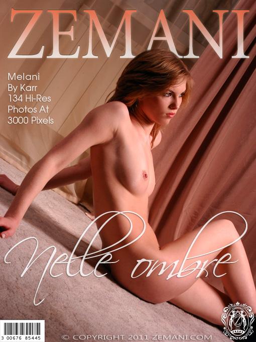 Melani - `Nelle Ombre` - by Karr for ZEMANI