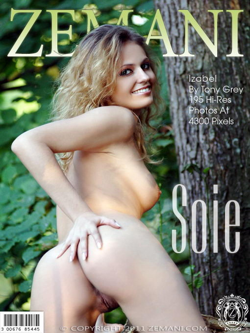 Izabel - `Soie` - by Tony Grey for ZEMANI