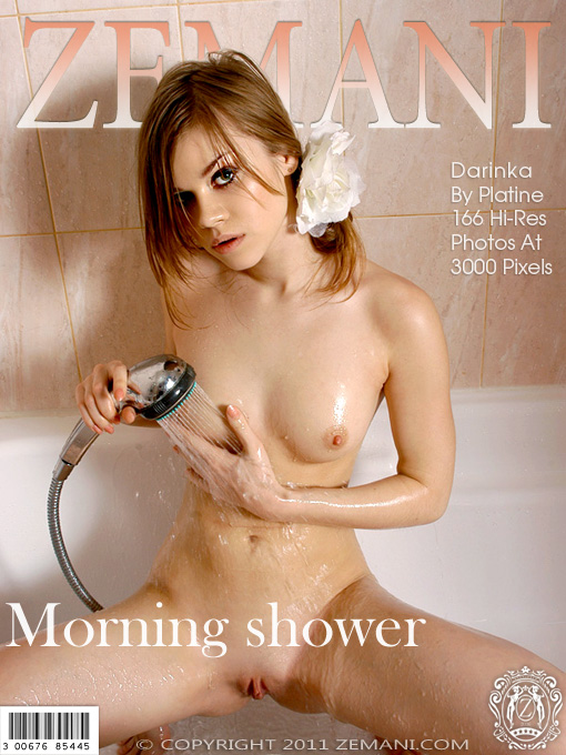 Darinka - `Morning Shower` - by Plantine for ZEMANI