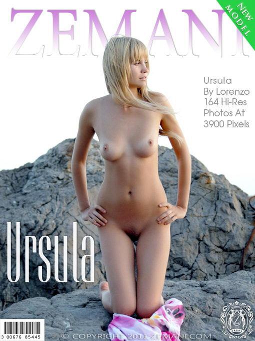Ursula - `Presenting Ursula` - by Lorenzo for ZEMANI