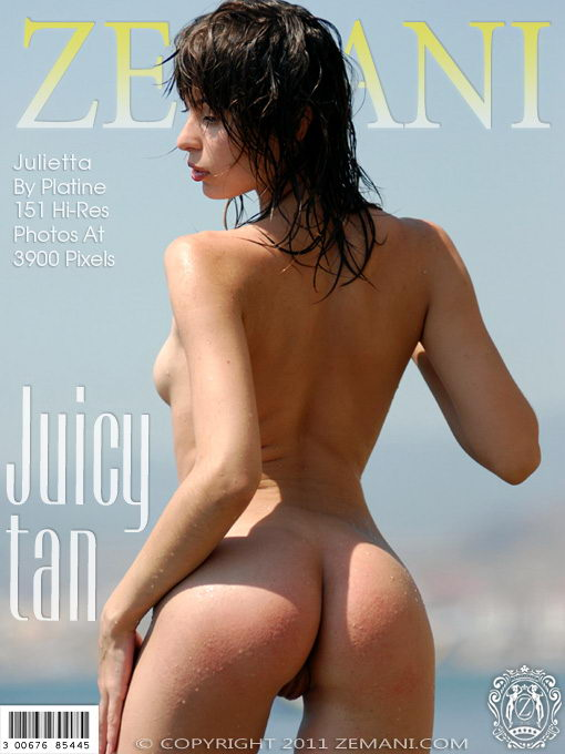 Julietta - `Juicy Tan` - by Platine for ZEMANI