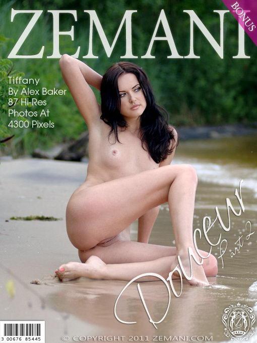Tiffany - `Douceur - Part 2` - by Alex Baker for ZEMANI