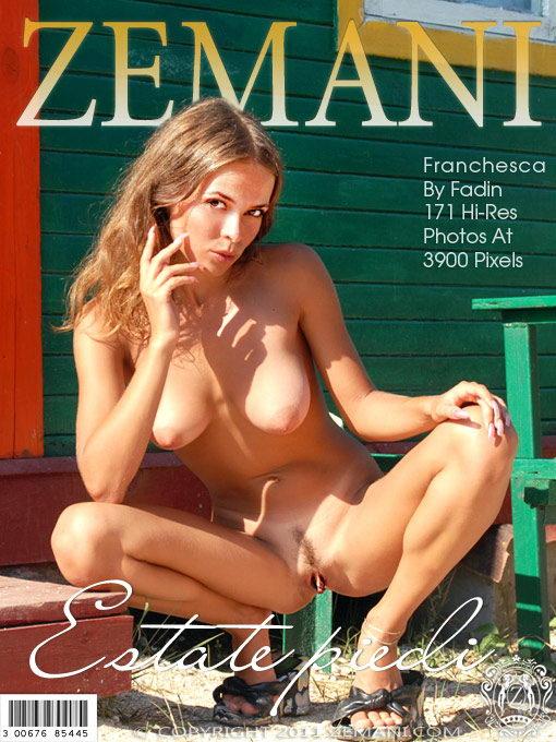 Franchesca - `Estate Piedi` - by Fadin for ZEMANI