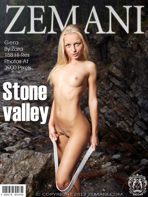 Gera - `Stone Valley` - by Zara for ZEMANI