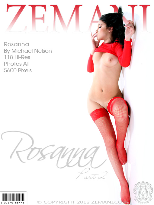 Rosanna - `Rosanna - Part 2` - by Michael Nelson for ZEMANI