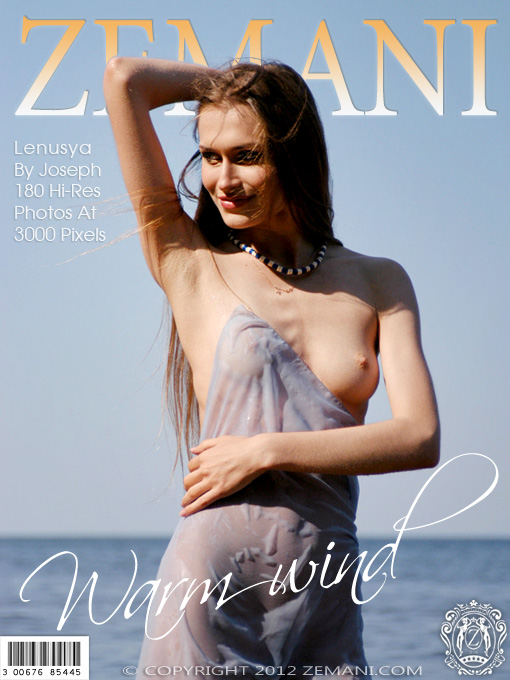 Lenusya - `Warm Wind` - by Joseph for ZEMANI