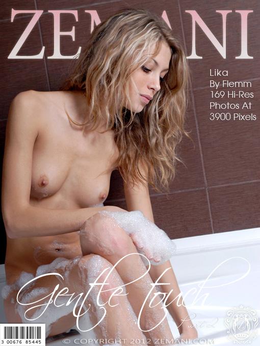Lika - `Gentle Touch - Part 2` - by Flemm for ZEMANI