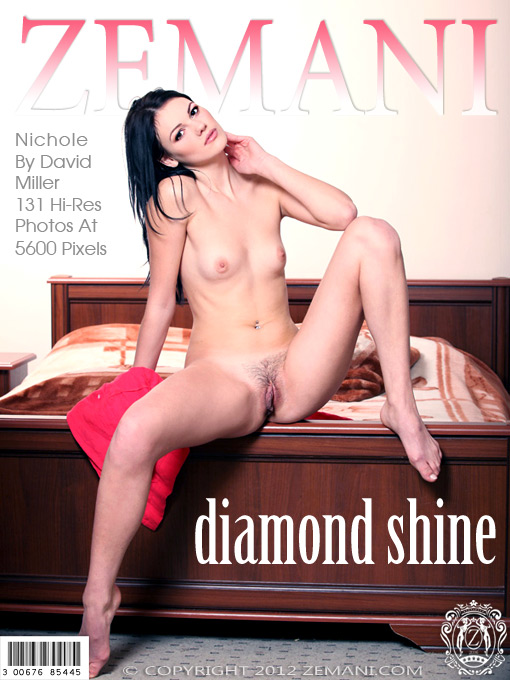 Nichole - `Diamond Shine` - by David Miller for ZEMANI