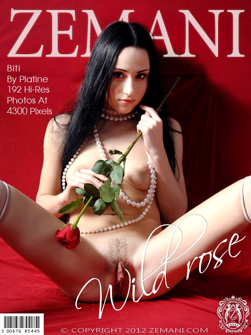 Biti - `Wild Rose` - by Platine for ZEMANI