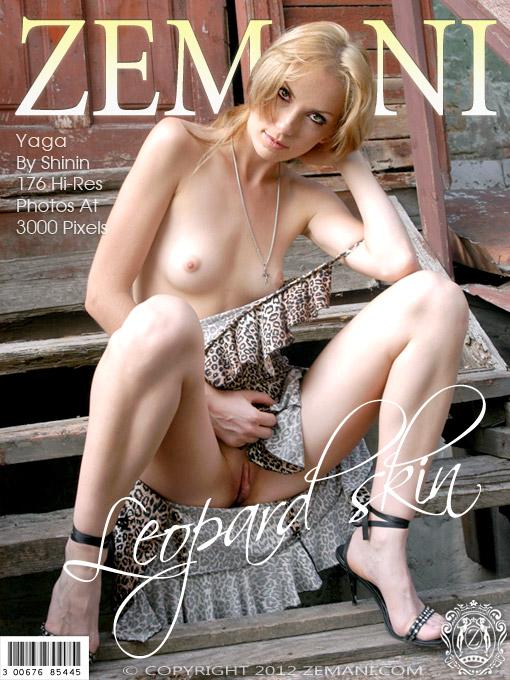 Yaga - `Leopard Skin` - by Shinin for ZEMANI