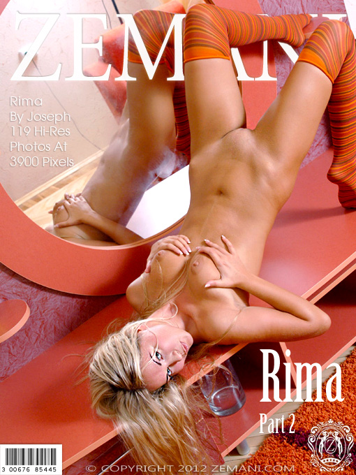 Rima - `Rima - Part 2` - by Joseph for ZEMANI
