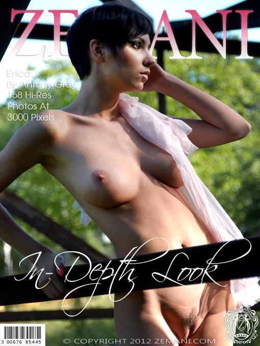 Erica in In-Depth Look gallery from ZEMANI by Antony Grey
