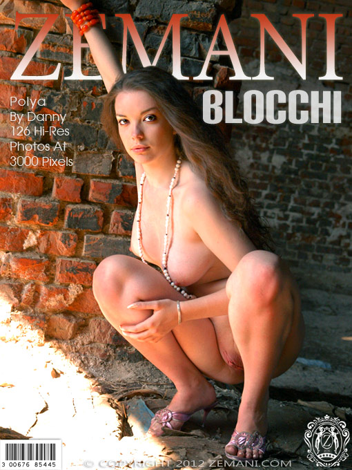 Polya - `Blocchi` - by Danny for ZEMANI