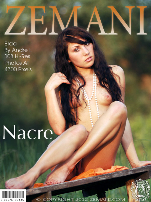 Elda - `Nacre` - by Andre L for ZEMANI